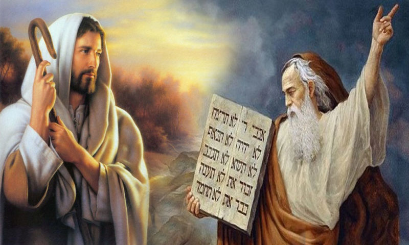Моисей и Иисус