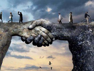 """Совершенство общения – это строительство """"мостов"""", сближающих людей, а не """"стен"""" и """"тупиков"""""""